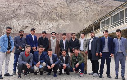 Scientific, cultural, and recreational trip of students of Ahlul Bayt International University